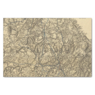 Military Operations of the Atlanta Campaign 2 Tissue Paper