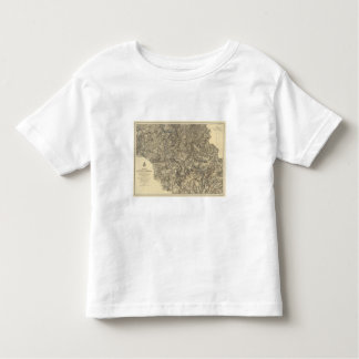 Military Operations of the Atlanta Campaign 3 Toddler T-Shirt