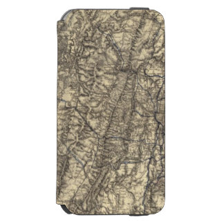 Military Operations of the Atlanta Campaign Incipio Watson™ iPhone 6 Wallet Case