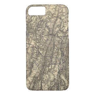 Military Operations of the Atlanta Campaign iPhone 8/7 Case