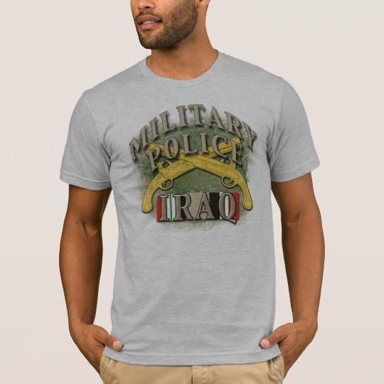 MILITARY POLICE - Iraq T-Shirt