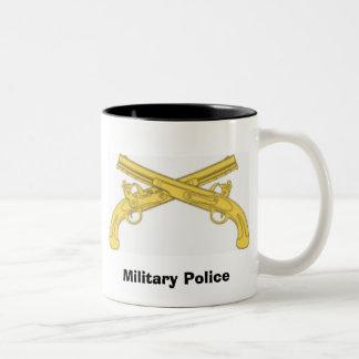 military police, Military Police Two-Tone Mug