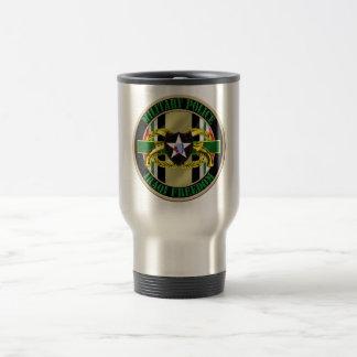 Military Police OIF 2nd ID Coffee Mugs