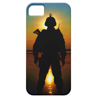 Military Pride Barely There iPhone 5 Case
