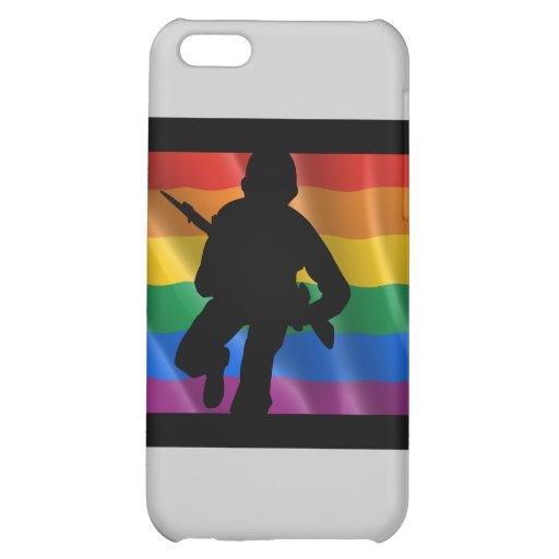 MILITARY PRIDE iPhone 5C CASES
