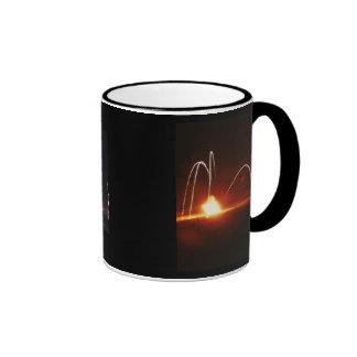 military ringer mug