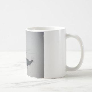 Military Sea King Helicopter Coffee Mug