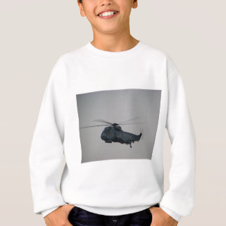 Military Sea King Helicopter Sweatshirt