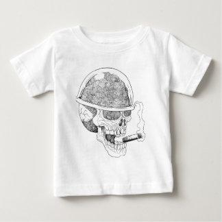 Military Skull Art Tees