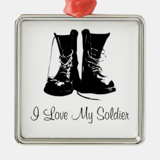 Military Soldier Veteran Keepsake Ornament