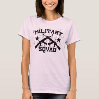 Military Squad AK47 - Black T-Shirt