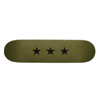military star skateboard decks