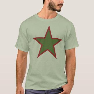Military Star Tee