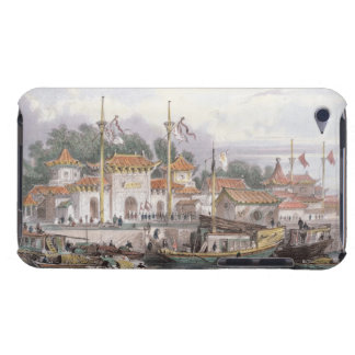 Military Station of the Chinese near the City of C Barely There iPod Case
