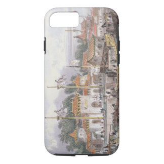 Military Station of the Chinese near the City of C iPhone 8/7 Case