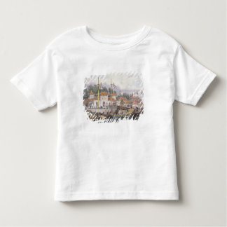 Military Station of the Chinese near the City of C Toddler T-Shirt