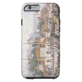 Military Station of the Chinese near the City of C Tough iPhone 6 Case