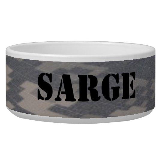 Military Style Camoflauge, Personalised