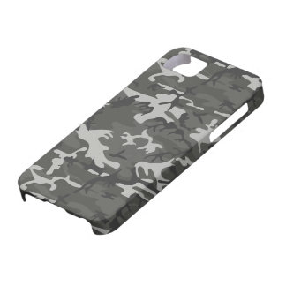 Military Style Urban Camo iPhone 5 Cases