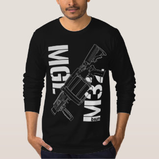 military t-shirts MGL Grenade launcher