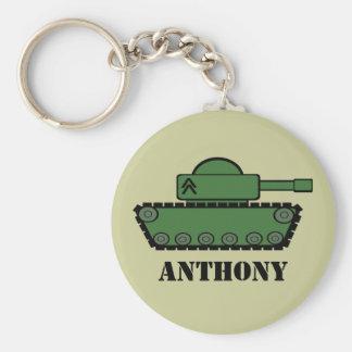 Military Tank Key Ring