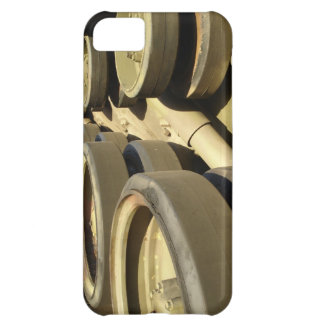 Military Tank Tracks iPhone 5C Covers