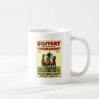 Military Tournament Mugs