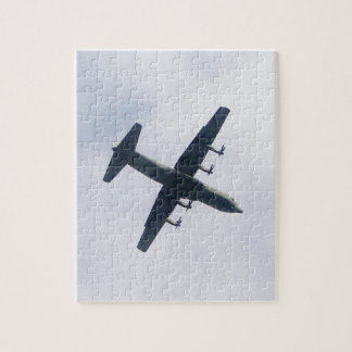 Military Transport Aircraft Jigsaw Puzzle