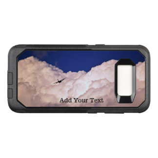 Military Transport Airplane by Shirley Taylor OtterBox Commuter Samsung Galaxy S8 Case