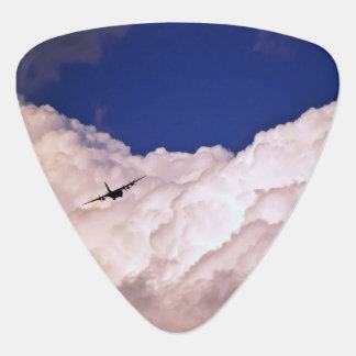 Military Transport Airplane by Shirley Taylor Plectrum