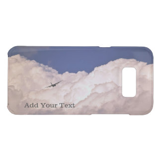 Military Transport Airplane by Shirley Taylor Uncommon Samsung Galaxy S8 Plus Case
