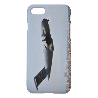 Military Transport on Takeoff iPhone 8/7 Case