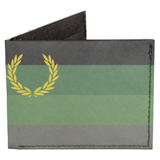 MILITARY UNIFORM PRIDE FLAG