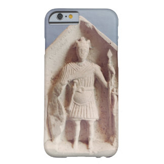 Military votive tablet, found at Bisley, Roman (st Barely There iPhone 6 Case