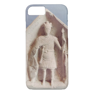 Military votive tablet, found at Bisley, Roman (st iPhone 7 Case