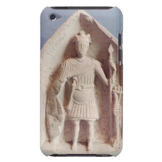 Military votive tablet, found at Bisley, Roman (st iPod Touch Covers