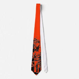 militia necktie