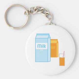 Milk 2% keychains