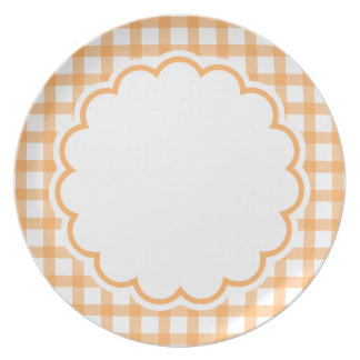 Milk and Coffee Plate