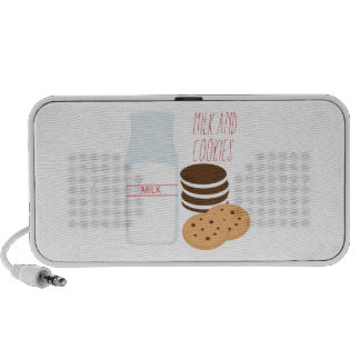 Milk and Cookies iPod Speaker