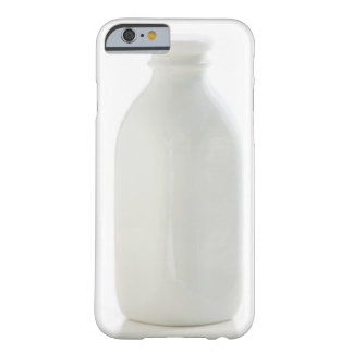 Milk bottle on white background barely there iPhone 6 case