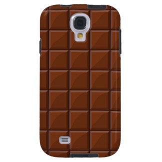 Milk chocolate galaxy s4 case