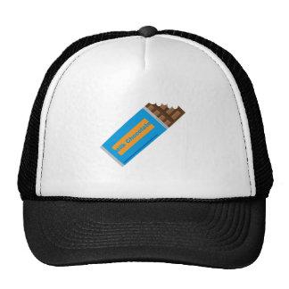 Milk Chocolate Hat