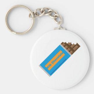 Milk Chocolate Keychains