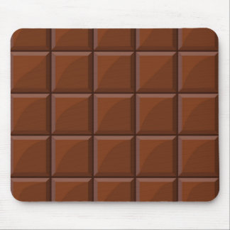 Milk chocolate mouse pads