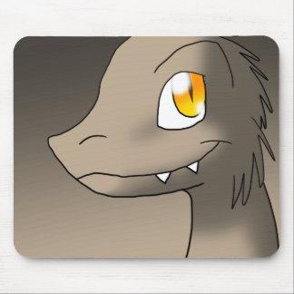 Milk Chocolate-Tint Microraptor Mouse Pad