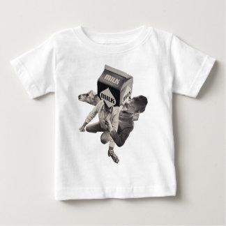 Milk collage T-shirt, infants Baby T-Shirt