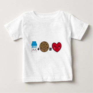 Milk + Cookies Baby T-Shirt