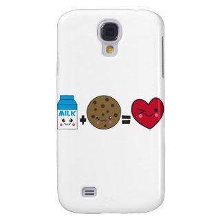 Milk + Cookies Galaxy S4 Case