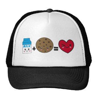 Milk + Cookies Trucker Hats